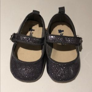 ⭐️ Baby gap silver ballet flats